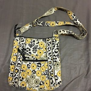 Vera Bradley small body purse